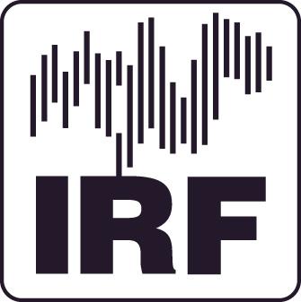 IRF print logo
