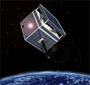 Picture of the Munin satellite
